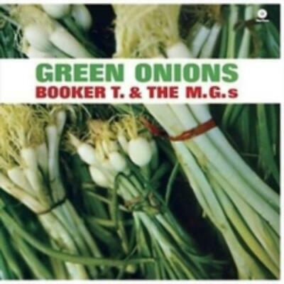 BOOKER T. & THE MG'S: GREEN ONIONS (LP Vinyl *BRAND NEW*.) • 17.99£