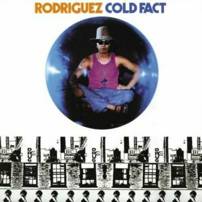 Rodriguez: Cold Fact =CD= • 9.99£