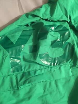 ADIDAS Y-3 Green Structures/Cocoon Shaped Jacket/coat Size S • 50£