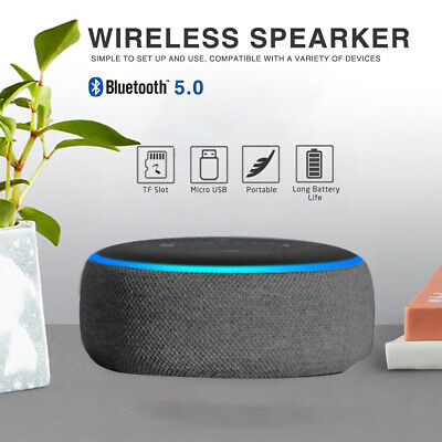 AU12.69 • Buy Portable Wireless Bluetooth 5.0 Speaker Rechargeable Stereo USB Music