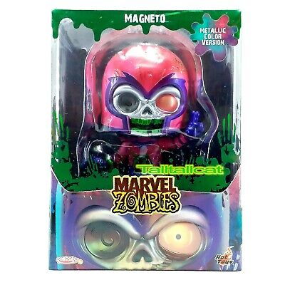 $ CDN31.53 • Buy Hot Toys MARVEL ZOMBIES Magneto (Metallic Color Ver.) Cosbaby [ In Stock ]