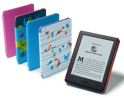 AU159 • Buy AMAZON KINDLE 10th Gen 8G EBOOK READER KIDS EDITION W COVER BUILTIN LIGHT TABLET