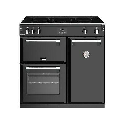 £1949.99 • Buy Stoves Richmond S900Ei 90cm Electric Range Cooker With Induction Hob - Black