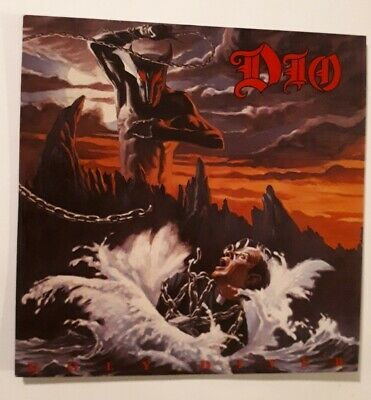 DIO - HOLY DIVER (Cd) Brand New Not Sealed.  • 5.75£