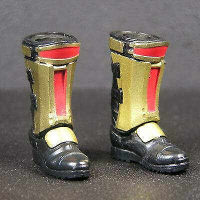 $ CDN26.18 • Buy GI Joe Classified Roadblock Boots Feet 1/12 Scale Custom Fodder