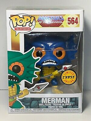 $49.99 • Buy Pop! Television: Masters Of The Universe - Merman #564 CHASE