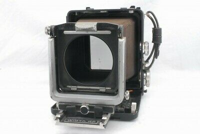 Wista 45D 4x5 45 D Large Format Black Field Camera Body *484580 • 138.81£
