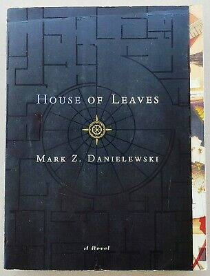House Of Leaves By Mark Z. Danielewski/2-Color Edition/First/2000 • 36.42£