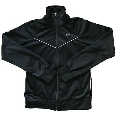 Nike Vintage Womens Tracksuit Top Track Jacket The Athletic Dept Retro 90s Small • 9.95£