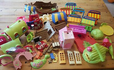£5 • Buy Happyland ELC Spares Or Repairs, Lots Of Spare Parts, Great For Mending Toys