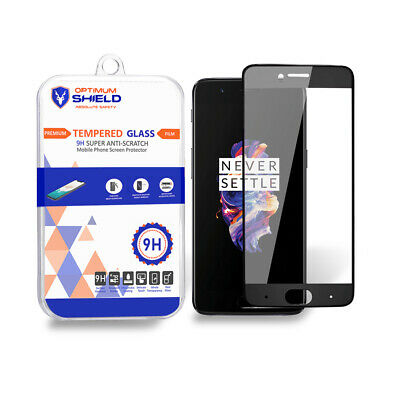 AU14.49 • Buy Optimum Shield Tempered Glass Screen Protector For OnePlus 5