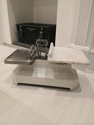 Avery 1940's Butchers Balance Scales Restoration Required • 150£