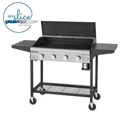 AU711.54 • Buy Gasmate Caterer 4 Burner BBQ