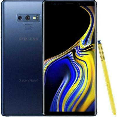 $ CDN483.57 • Buy Samsung Galaxy Note 9 N960U 128GB Factory Unlocked Verizon AT&T T-Mobile Blue