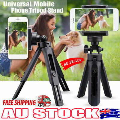 AU10.90 • Buy Universal Mobile Phone Tripod Stand Mount Holder Video Live Self-Timer NW