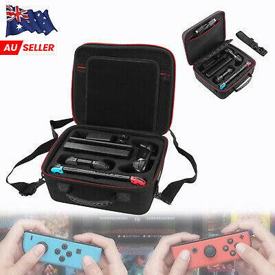 AU28.99 • Buy For Nintendo Switch Carrying Case Suitcase Portable Pouch Travel Bag Accessories