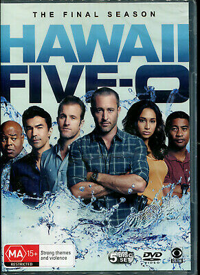 AU35 • Buy Hawaii Five 0 O The Final Season 10 Ten DVD NEW Region 4