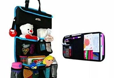 AU19.57 • Buy Fancy Mobility Car Backseat Organizer - Baby Accessories, Road Trip/Travel NEW