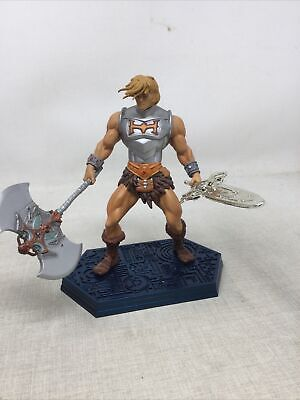 $149.99 • Buy MOTU Battle Armor He Man 200X NECA Staction Masters Of The Universe Statue