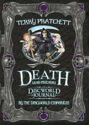 £8.28 • Buy Death And Friends, A Discworld Journal By Terry Pratchett