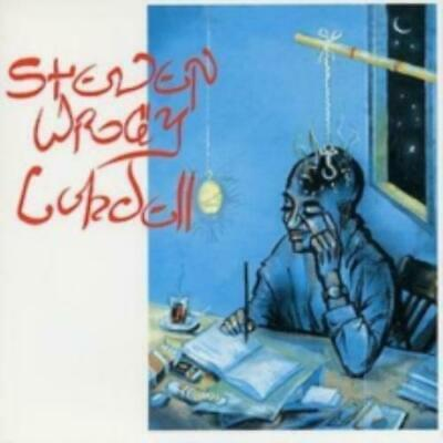 Steven Wray Lobdell: Automatic Writing By The Moon (cd.) • 17.09£
