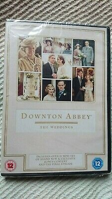 Downtown Abbey - The Weddings  DVD [* * *   NEW & SEALED!  * * * ] • 8£