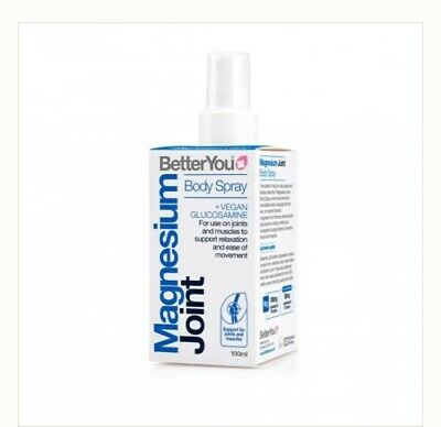 Better You Magnesium Oil Joint Spray 100ml • 13.49£