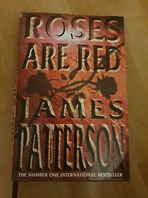 £4 • Buy Roses Are Red By James Patterson (Hardback, 2000)