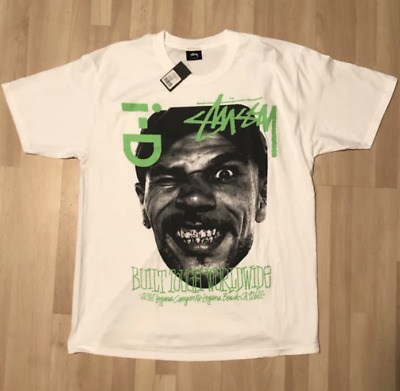AU260.71 • Buy Stussy × Dover Street Market × IDEA I-D 40th Anniversary 40 Year Strong Tee