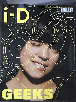 I-D Magazine No.301 Summer 2009 Lily Allen The F.U.N Issue • 15£