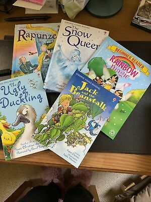 £10 • Buy Usbourne Young Readers Books