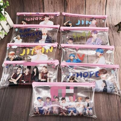 £3.99 • Buy FOR BTS FOR BT21 Pencil Case FOR Black Pink,FOR Kpop, Music Box, For Totoro Case