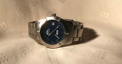 £45 • Buy Quicksilver Mens Heavy Wrist Watch. With Date Indicator