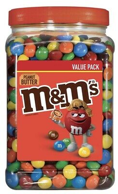 $29.95 • Buy M&M's Pantry Size Peanut Butter Chocolate Candy - 62oz