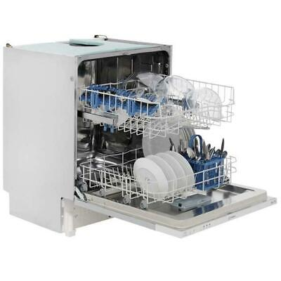 Indesit DIF04B1 Fully Integrated Dishwasher (014-C8B-A9E) • 260£