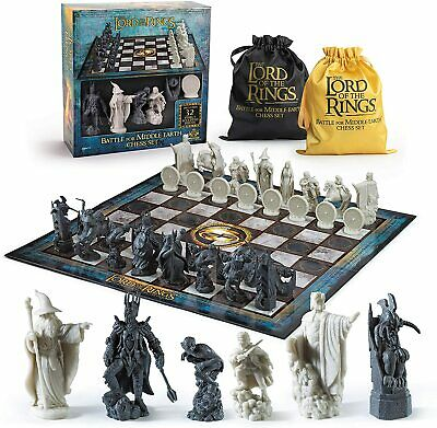 £49.99 • Buy The Lord Of The Rings - Chess Set: Battle For Middle-Earth
