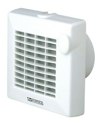 $220.83 • Buy Bathroom Fan Punto M 100 12 V With Or Without Automatic Internal Shutter 90 M³/h