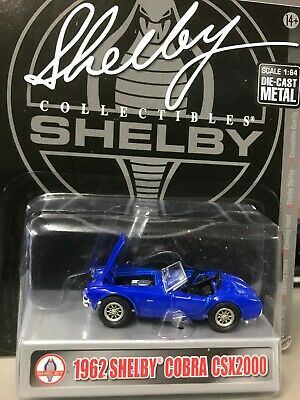 Shelby Cobra CSX2000 Baujahr (1962) Renn Version  (1/64) • 11.75£