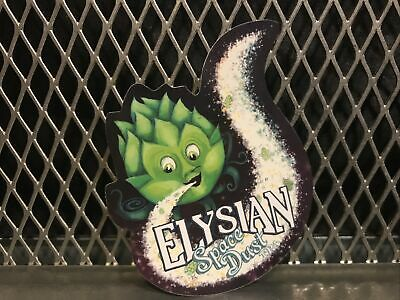 £3.63 • Buy ELYSIAN BREWING Seattle ~ SPACE DUST IPA ~ 3  X 3.5  Craft Beer Sticker Sign