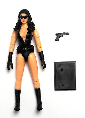 $ CDN26.17 • Buy Annika Figure 3.75 Baroness Custom Female GI JOE Action Figure Lot Fodder MIP