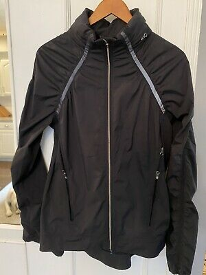 $ CDN75.10 • Buy Lululemon Black Light Weight Jacket 10
