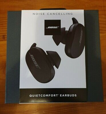 Bose Earbuds Quietcomfort Noise Cancelling - Brand New • 185£