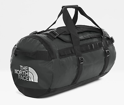The North Face Base Camp Duffel Bag Medium 71L Black New With Tag's RRP £110 • 89£