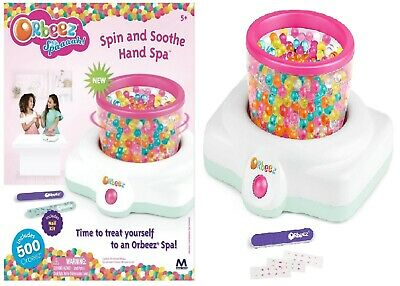 AU80.75 • Buy Orbeez Spin And Soothe Hand Spa Decorating Color Ages 5+ Play Gift Game Bouncy