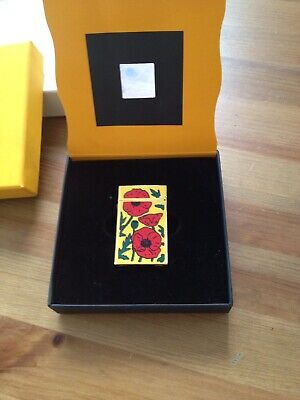 """AU950 • Buy S.t Dupont Lighter Limited Edition """"sunflowers"""""""