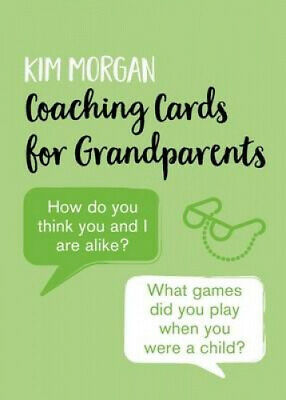 £13.36 • Buy Coaching Cards For Grandparents (Barefoot Coaching Cards) By Kim Morgan
