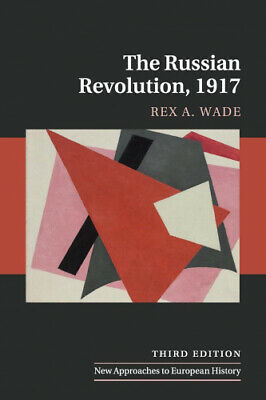 The Russian Revolution, 1917 (New Approaches To European History) • 21.38£