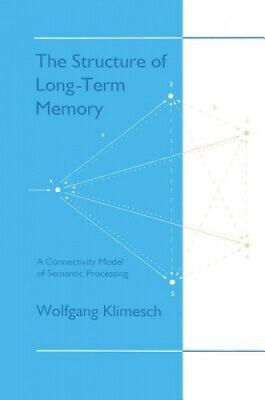 £43.21 • Buy The Structure Of Long-term Memory: A Connectivity Model Of Semantic Processing