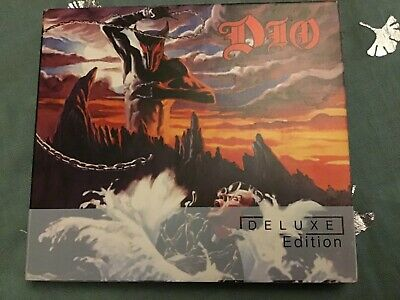 DIO Holy Diver Deluxe Expanded Edition 2 X CD  • 35£