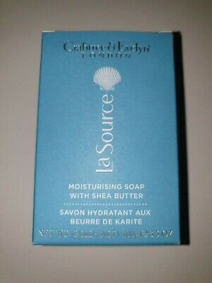 Crabtree & Evelyn La Source Moisturising Soap With Shea Butter 100g Bar • 8.50£